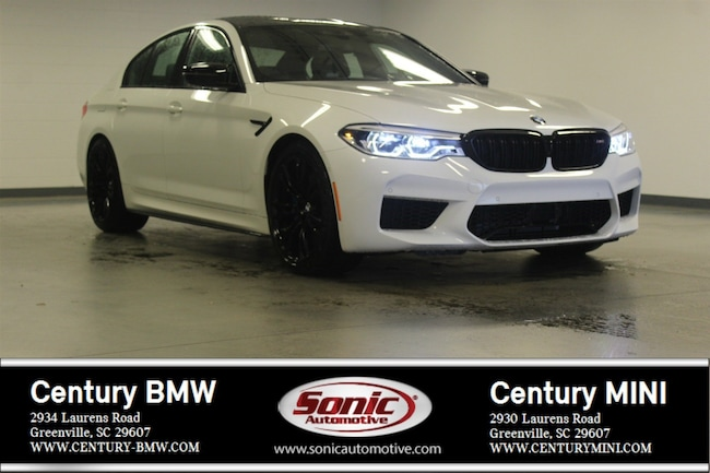 Used 2019 BMW M5 Competition Sedan in Greenville