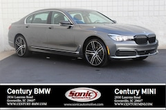 New 2019 BMW 740i Sedan Greenville