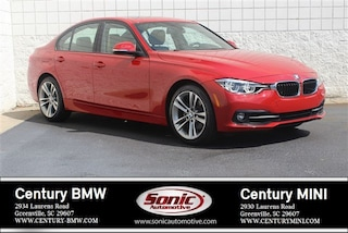 Certified 2016 BMW 3 Series Sedan in Greenville