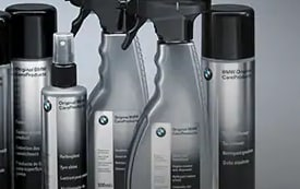 BMW CLEANERS AND CAR CARE PRODUCTS SPECIAL