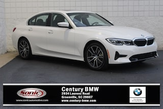 New 2019 BMW 330i 330i Sedan for sale in Greenville, SC