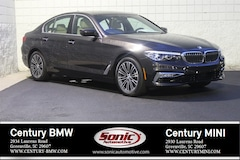 New 2018 BMW 5 Series 530e xDrive iPerformance Sedan Greenville