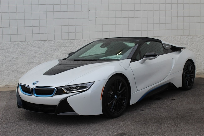New 2019 Bmw I8 For Sale In Greenville Sc Stock Kvb82839