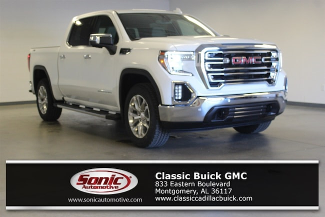 New 2019 GMC Sierra 1500 SLT Truck Crew Cab for sale in Montgomery, AL