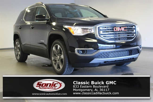 New 2019 GMC Acadia SLT-2 SUV for sale in Montgomery, AL