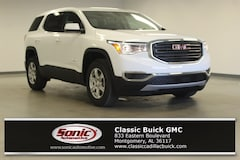 New 2019 GMC Acadia SLE-1 SUV for sale in Montgomery, AL