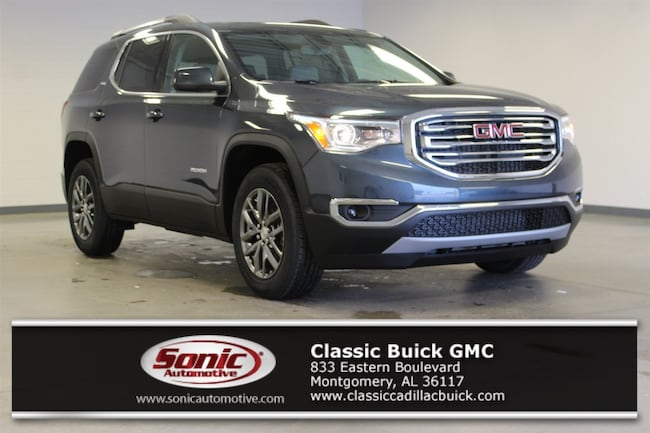 New 2019 GMC Acadia SLT-1 SUV for sale in Montgomery, AL