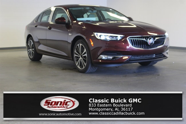 New 2019 Buick Regal Sportback Essence Hatchback for sale in Montgomery, AL