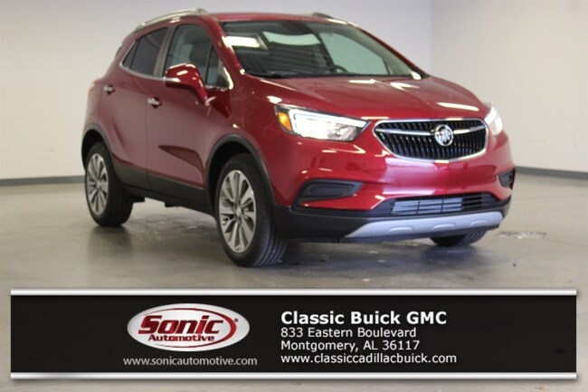 New 2019 Buick Encore Preferred SUV for sale in Montgomery, AL