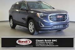 New 2018 GMC Terrain SLE SUV for sale in Montgomery, AL