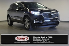 New 2019 Buick Enclave Avenir SUV for sale in Montgomery, AL
