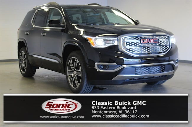 New 2019 GMC Acadia Denali SUV for sale in Montgomery, AL
