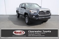 New 2019 Toyota Tacoma SR5 V6 Truck Double Cab serving Tampa