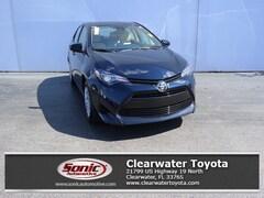 New 2019 Toyota Corolla LE Sedan serving Tampa