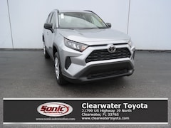 New 2019 Toyota RAV4 LE SUV for sale in Clearwater