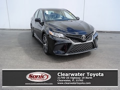New 2019 Toyota Camry SE Sedan for sale in Clearwater