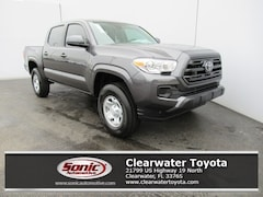 New 2019 Toyota Tacoma SR Truck Double Cab for sale in Clearwater