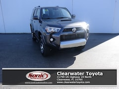 New 2019 Toyota 4Runner TRD Off Road Premium SUV serving Tampa