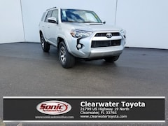 New 2019 Toyota 4Runner TRD Off Road SUV serving Tampa
