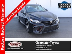 Used 2018 Toyota Camry SE  Auto Natl Sedan for sale in Clearwater