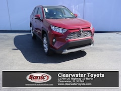 New 2019 Toyota RAV4 Limited SUV for sale in Clearwater