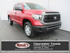 New 2019 Toyota Tundra SR 4.6L V8 Truck Double Cab for sale in Clearwater