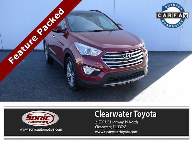 Used 2016 Hyundai Santa Fe Limited FWD 4dr SUV in Clearwater