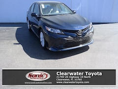 New 2019 Toyota Camry LE Sedan serving Tampa