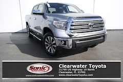 New 2019 Toyota Tundra Limited 5.7L V8 Truck CrewMax serving Tampa