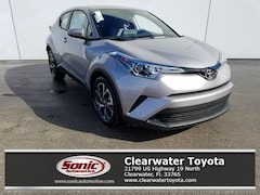 New 2019 Toyota C-HR XLE SUV serving Tampa
