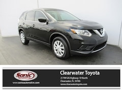 Used 2016 Nissan Rogue S FWD 4dr SUV for sale in Clearwater