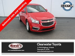 Used 2015 Chevrolet Cruze LT 4dr Sdn Auto 1 Sedan for sale in Clearwater