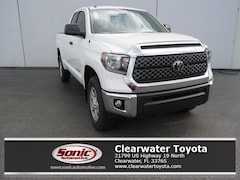 New 2019 Toyota Tundra SR5 4.6L V8 Truck Double Cab for sale in Clearwater