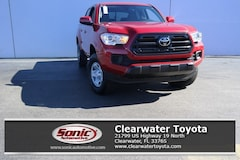 New 2019 Toyota Tacoma SR Truck Double Cab serving Tampa