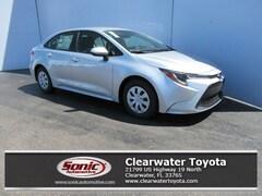 New 2020 Toyota Corolla L Sedan for sale in Clearwater