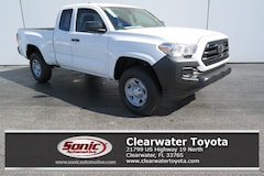 New 2019 Toyota Tacoma SR Truck Access Cab serving Tampa