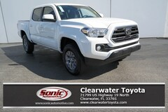 New 2019 Toyota Tacoma SR5 V6 Truck Double Cab for sale in Clearwater