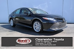 New 2019 Toyota Camry XLE V6 Sedan for sale in Clearwater