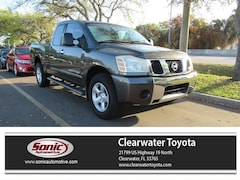 Used 2006 Nissan Titan SE  King Cab 4WD FFV Truck King Cab for sale in Clearwater