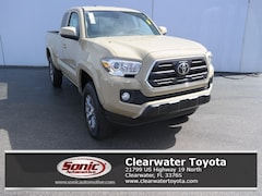 New 2019 Toyota Tacoma SR5 V6 Truck Access Cab for sale in Clearwater
