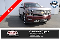 Used 2014 Chevrolet Silverado 1500 High Country 4WD Crew Cab 143.5 Truck Crew Cab for sale in Clearwater