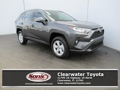 New 2019 Toyota RAV4 XLE SUV for sale in Clearwater