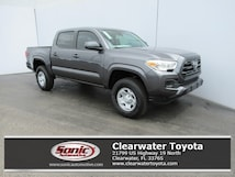 2019 Toyota Tacoma SR (SR Double Cab 5 Bed I4 AT (Natl)) Truck Double Cab