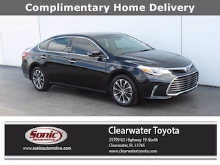 Certified Used 2018 Toyota Avalon XLE Sedan in Clearwater