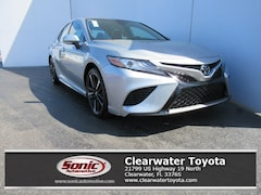 New 2019 Toyota Camry XSE Sedan for sale in Clearwater