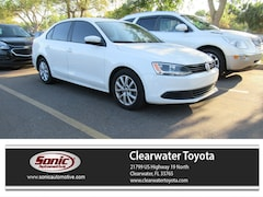 Used 2011 Volkswagen Jetta SE w/Convenience 4dr Manual Sedan for sale in Clearwater