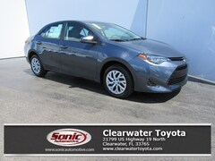 New 2019 Toyota Corolla LE Sedan for sale in Clearwater