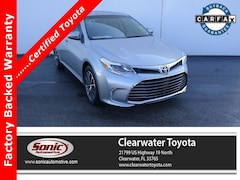 Used 2016 Toyota Avalon XLE 4dr Sdn  Natl Sedan in Clearwater