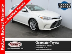 Used 2016 Toyota Avalon Limited 4dr Sdn  Natl Sedan in Clearwater
