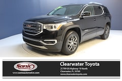 Used 2018 GMC Acadia SLT FWD 4dr  w/-1 SUV in Clearwater
